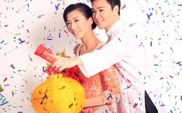 Phan Anh đón Tết cùng gái xinh