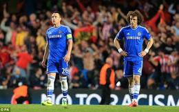 Không chỉ Terry, cả đội Chelsea đều khóc vì Atletico