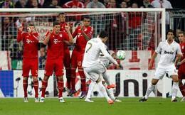 """Cris Ronaldo """"tịt ngòi"""", Bayern vào Chung kết"""
