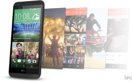 HTC Desire 816: siêu phẩm tầm trung sẽ có giá 8,5 triệu đồng
