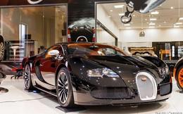 Choáng ngợp trước bộ sưu tập siêu xe khổng lồ của hoàng thân UAE