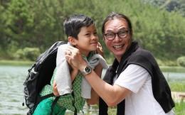 Con trai Trần Lực khoe răng sún siêu đáng yêu trong 'Bố ơi mình đi đâu thế?'