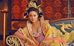 Dàn phi tần, hoàng hậu tuyệt xinh trong Võ Tắc Thiên