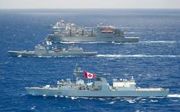 Khai mạc tập trận hải quân lớn nhất thế giới