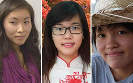 Những nữ sinh Việt học giỏi Toán nhất nhì trời 'Tây'