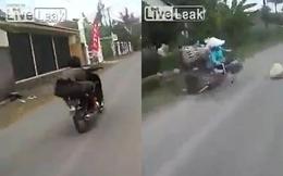 Đi xe ẩu, gây tai nạn: Chỉ dân thường là khổ