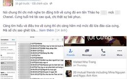 """""""Treo đầu dê, bán thịt chó"""" trên facebook: Lừa hàng ngàn USD"""