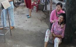 Mẹ đau đớn trước thi thể con trai 12 tuổi bị xe tải cán