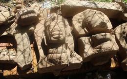 Kì bí những cổ vật mới được phát hiện ở đền tháp Chăm