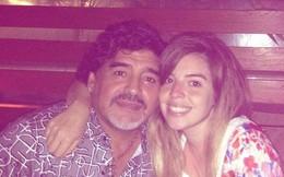"Con gái Maradona tung clip ""đen"" chào World Cup 2014?"