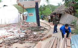 Dân đập nhà, bỏ làng vì tin đồn có ma