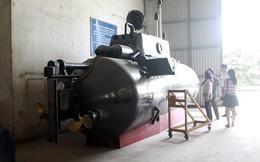 Cận cảnh những cải tiến mới của tàu ngầm Trường Sa