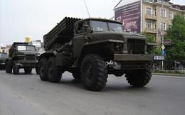 Quan chức Kiev: 3 hệ thống pháo Grad được tuồn vào Ukraine