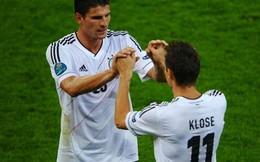 Đức gút danh sách dự World Cup 2014: Bỏ quên Mario Gomez!
