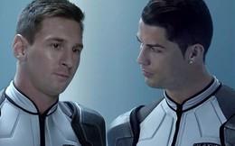 Cris Ronaldo và Messi không phải vô đối