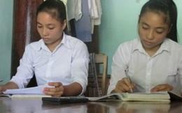 Chị em song sinh nghèo đỗ thủ khoa, á khoa đại học