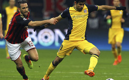 Atletico vs Milan: Lịch sử là quá khứ, là không gì cả!