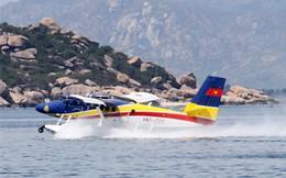 Phi đội trực thăng và thủy phi cơ của Việt Nam huấn luyện bay