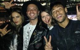 Bỏ mặc tình cũ, Neymar thác loạn ở Milan