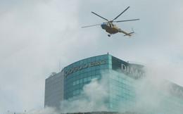 Bãi đáp trực thăng 'độc' tại nhà cao tầng ở Việt Nam