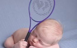 Chùm ảnh: Những khoảng khắc đáng yêu của trẻ sơ sinh
