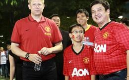 """Chí Trung: Man United sẽ hòa và Rooney thì """"tịt ngòi"""""""