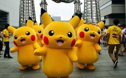 Giới trẻ Hàn Quốc háo hức với màn diễu hành Pikachu ở Seoul