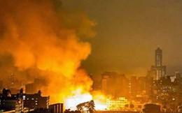 Hiện trường kinh hoàng vụ nổ ga gần 300 người thương vong