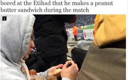 Hàng loạt báo Tây đưa tin sai lệch về fan Việt trên Etihad