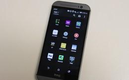 Vừa ra mắt, HTC One M8 bị tra tấn không thương tiếc