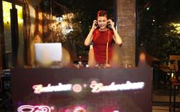 Sau tai nạn, Mâu Thanh Thủy tái xuất làm DJ
