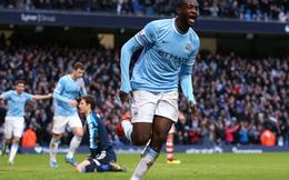 Yaya Toure công khai phản Man City, theo PSG