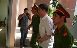 Vụ ụ nổi 83M: Dương Chí Dũng lại hầu tòa