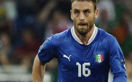 "Prandelli loại ""mầm mống gây mâu thuẫn"" De Rossi"