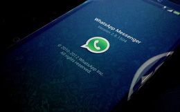 Cổ phiếu Facebook sụt giảm sau thông tin thôn tính WhatsApp