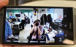 """Cận cảnh One 2014, """"quái vật"""" mới của HTC"""