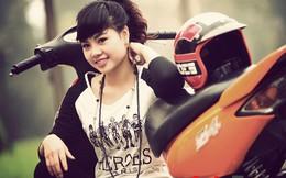 Năng động, trẻ trung cùng thiếu nữ Hà Thành