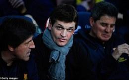 Tito Vilanova: Duyên phận đen bạc với Barca