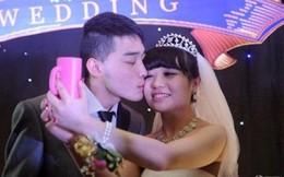 Đám cưới cổ tích của cô gái mắc bệnh ung thư