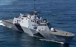 Vì sao Mỹ quyết nâng cấp tàu chiến ven biển LCS?