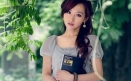 Ngắm 20 nữ sinh xinh đẹp hot nhất Trung Quốc