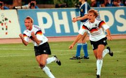 Người hùng World Cup 1990 phải cọ toilet kiếm sống?