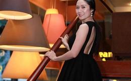 Thanh Thuý đẹp rạng ngời ở tuổi 33