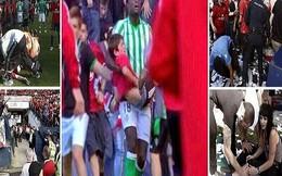 Loạn La Liga, hàng chục người bị thương