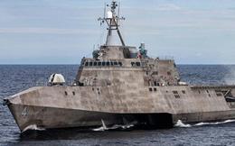 Sự kết hợp giữa siêu hạm USS Coronado và tên lửa NSM