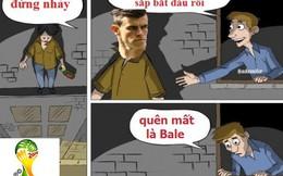 """Ảnh chế: Gareth Bale """"nhảy lầu"""" vì World Cup"""