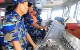 Bản lĩnh thuyền trưởng tàu Cảnh sát biển 8003 giữa Hoàng Sa