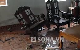 Khởi tố 10 bị can đập phá nhà cán bộ, trụ sở xã trong đêm