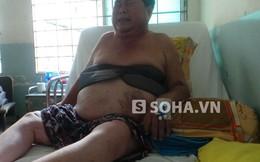 Người đàn ông được kêu cứu khẩn cấp từng nạo khớp xương 13 lần