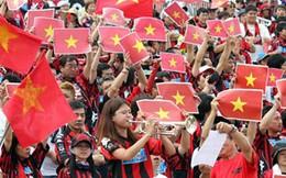Những khoảnh khắc Việt trên sân cỏ thế giới